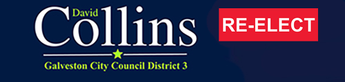 David Collins for City Council Logo